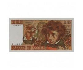 Billet, France , 10 Francs Berlioz, 03/03/1977, B10588