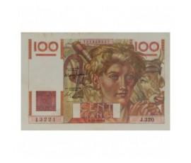Billet, France , 100 Francs Jeune Paysan, 07/04/1949, B10594