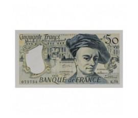 Billet, France , 50 Francs Quentin de la Tour, 1992, B10595