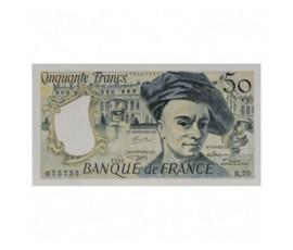 Billet, France , 50 Francs Quentin de la Tour, 1992, B10597