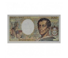 Billet, France , 200 Francs Montesquieu, 1992, B10609