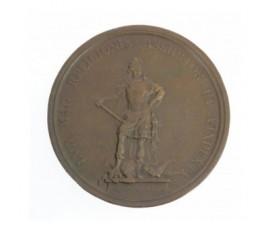Médaille pour la révocation de l'Edit de Nantes,1685,Bronze, M10004