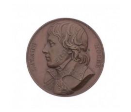 Médaille de Louis Lazare Hoche,1821,Bronze, M10026