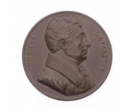 Médaille pour le retour aux États-Unis du marquis de La Fayette,1824,Bronze, M10028