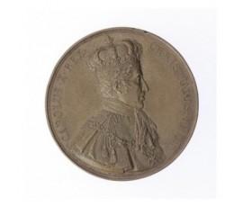 Médaille du sacre de Reims ,1825,Bronze, M10029