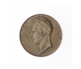 Médaille du sacre de Reims ,1825,Bronze, M10030