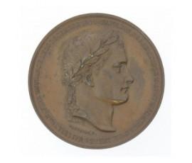 Médaille pour le retour des cendres de Napoléon Ier empereur le 15 décembre 1840,1840,Cuivre, M10040