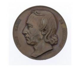Médaille d'hommage à Louis Marie De Cormenin,1842,Bronze, M10047