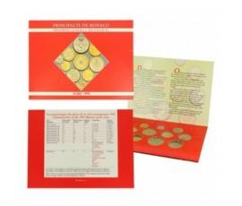 Monaco, Coffret FDC 1995, 10 pièces, C10013