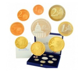 France, Coffret BE 2007, 9 pièces, C10017