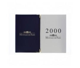 France, Boîte BE 2000, 11 pièces, C10018