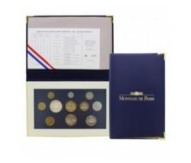 France, Boîte BE 1994, 11 pièces, C10029