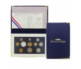 France, Boîte BE 1996, 11 pièces, C10030