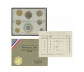 France, Boîte FDC 1973, 8 pièces, C10045
