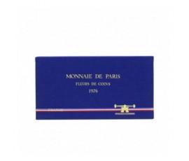 France, Boîte FDC 1974, 9 pièces, C10049