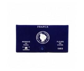 France, Livret FDC 1983, 12 pièces, C10058