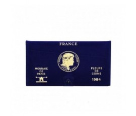France, Livret FDC 1984, 12 pièces, C10059