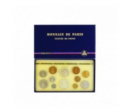France, Boîte FDC 1987, 12 pièces, C10062