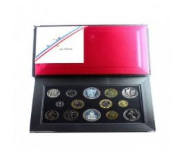 France, Boîte FDC 1989, 14 pièces, C10064