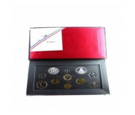 France, Boîte FDC 1990, 11 pièces, C10065