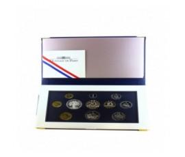 France, Boîte BE 2001, 11 pièces, C10076