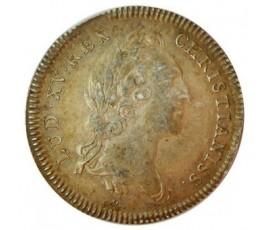 Jeton, Louis XV  - Mariage du dauphin, 1770, Argent, J10021