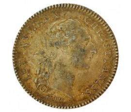 Jeton, Louis XVI - Mariage du dauphin , 1770, Argent, J10022