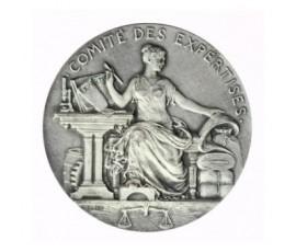 Jeton, Comité des expertises , 1822, Argent, J10053