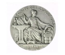 Jeton, Comité des expertises , 1822, Argent, J10054