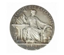 Jeton, Comité des expertises , 1822, Argent, J10056