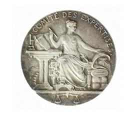Jeton, Comité des expertises , 1822, Argent, J10057