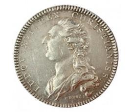 Jeton, Louis XVI - Officiers payeurs des rentes, 1764, Argent, J10063