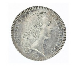 Jeton, Louis XV - chambre de commerce de la rochelle, N.d., Argent, J10080