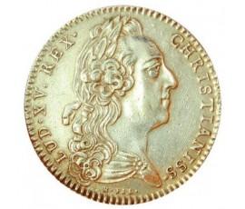 Jeton, Louis XV - Etats de Bretagne - Rennes, 1768, Argent, J10083