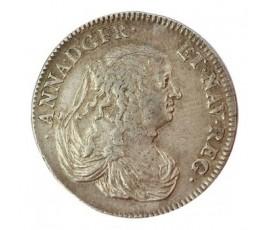 Jeton, Anne d'Autriche , 1665, Argent, J10095