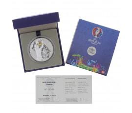 Monnaie, France, 10 Euros BE Le tir, Monnaie de Paris, Argent, 2016, Pessac, P13084