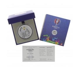 Monnaie, France, 10 Euros BE Le tir, Monnaie de Paris, Argent, 2016, Pessac, P13086