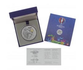 Monnaie, France, 10 Euros BE Le tir, Monnaie de Paris, Argent, 2016, Pessac, P13087