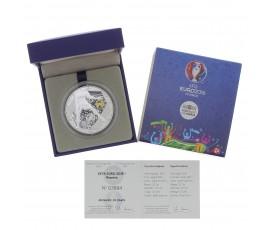 Monnaie, France, 10 Euros BE Le tir, Monnaie de Paris, Argent, 2016, Pessac, P13089