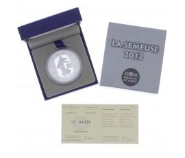 Monnaie, France, 10 € BE 10 ans des pièces et billets euros, Monnaie de Paris, Argent, 2012, Pessac, P13104