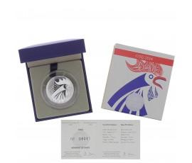 Monnaie, France, 10 Euros BE le Coq (I) , Monnaie de Paris, Argent, 2014, Pessac, P13106