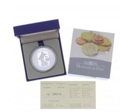 Monnaie, France, 10 Euros BE 10ème anniversaire de l'émission du kit de lancement, Argent, 2011, Pessac, P13120