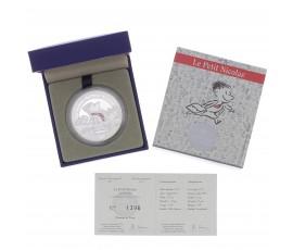 Monnaie, France, 10 Euros BE Le Petit Nicolas, la rentrée scolaire, Monnaie de Paris, Argent, 2014, Pessac, P13129