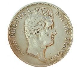 Monnaie, France , 5 francs, Louis-Philippe Ier, Argent, 1830, Paris (A), P11113