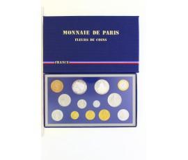 France, Boîte FDC 1988, 13 pièces, C10063