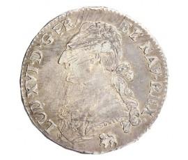 Monnaie, France , 1/2 écu aux branches d'olivier, Louis XVI, Argent, 1791, Paris (A), P10197